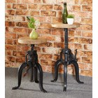 New Industrial Small Crank Table