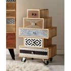 Tangley Five Drawer Small Chest