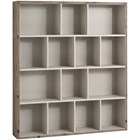 The Grove Collection Multi Shelf Wall Unit