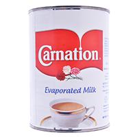 Carnation Evap Milk 4 410gm