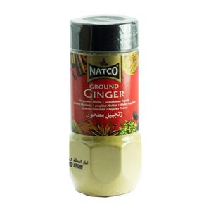 Natco Ground Ginger 100g