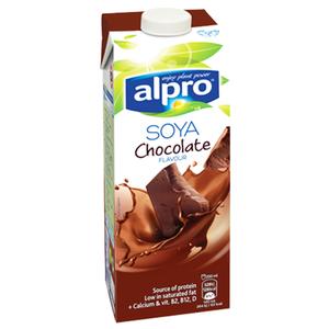 Alpro Soya Drink Chocolate 1L