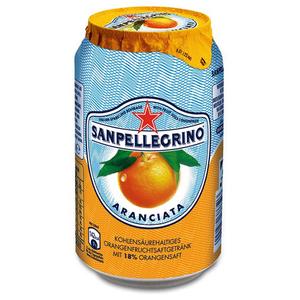 Sanpellegrino Aranciata 330ml