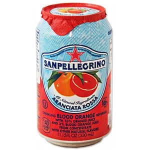 Sanpellegrino Aranciata Rosa 330ml
