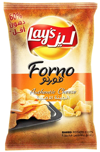 Lays Forno Authentic Cheese Chips 170g