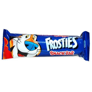 Kelloggs Frosties Snack Bar 25g