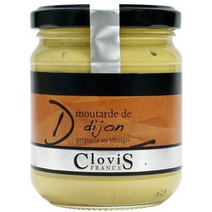 Clovis Dijon Mustard 200gm