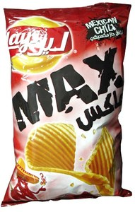 Lays Max Mexican Chilli 50gm