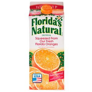 Floridas Natural Juice Orange Grover 900ml