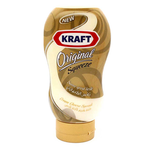 Kraft Original Squeeze Cheese 440gm