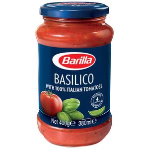Barilla Basilico Sauce 400g