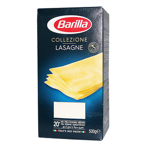 Barilla Pasta Lasagne Semola 500g