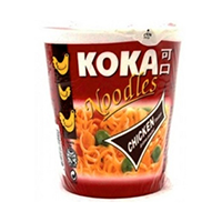 Koka Cup Noodles Chicken 70gm