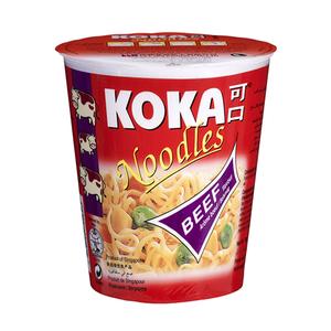Koka Cup Noodles Beef 70gm