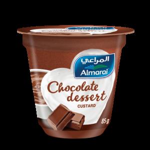 Almarai Chocolate Custard 85g