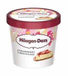 Haagen Dazs Strawberry CheeseCake 100ml