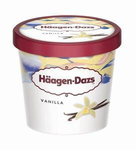 Haagen-Dazs Vanilla & Cream 100ml