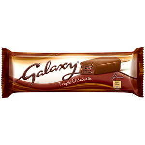 Galaxy Triple Chocolate Ice Cream Stick 77.5g
