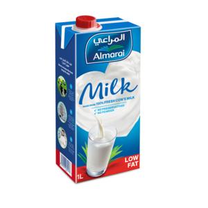 Almarai Long Life UHT Low Fat Milk 1L