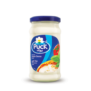 Puck Cream Cheese Spread Jar 240g