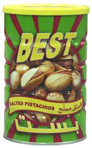 Best Salted Pistachios 500g