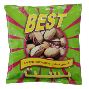 Best Salted Pistachios 400gm