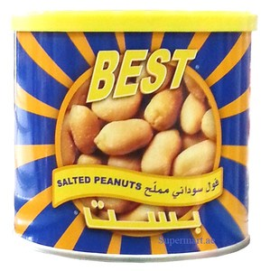 Best Peanut Can 110gm