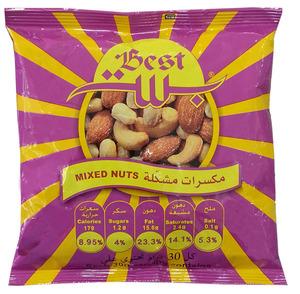 Best Mix Nut Bag 300gm