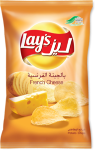 Lays Chips French Cheese 170gm