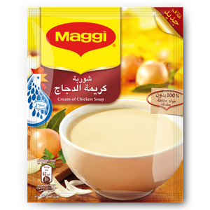 Maggi Cream Of Chicken Soup Outer 71g