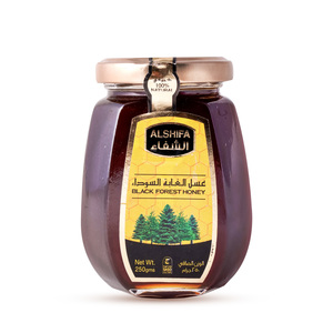 Al Shifa Honey Black Forest 250g