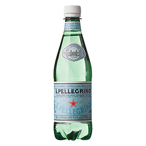 San Pellegrino Natural Carbo Sparkling Water 500ml