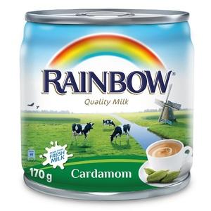 Rainbow Cardamom Evaporated Milk 170g