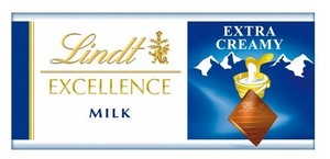 Lindt Excellence Milk 35gm