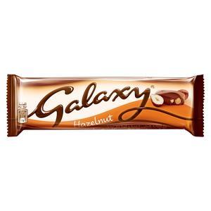 Galaxy Hazelnut Chocolate Bar 40g