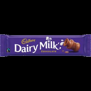 Cadbury Dairy Milk Chocolate Plain 37g