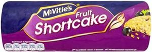 Mcvities Fruit Shortcake 200gm
