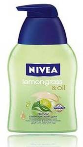 Nivea Creme Lemon & Oil Hand Wash 250ml