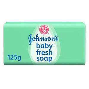 Johnson's Baby Fresh Soap 125gm