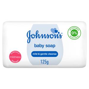 Johnson's Baby Soap 125g
