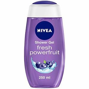 Nivea Fresh Powerfruit Shower Gel Antioxidants Blueberry Scent 250ml