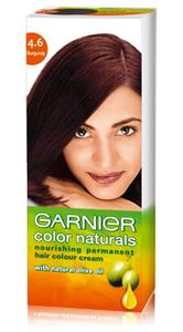 Garnier Color Naturals Burgundy 4.6 1set