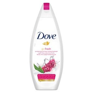 Dove Shower Gel Revive Pomegranate 12x250ml