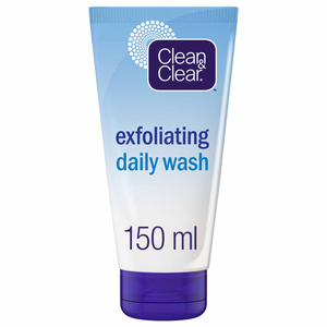 Clean & Clear Daily Face Wash Exfoliating 150ml