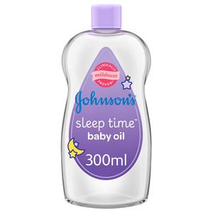 Johnson's Baby Oil Sleep Time 300ml