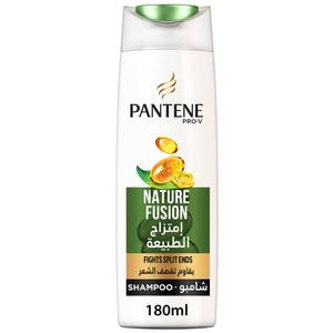 Pantene Pro-V Nature Fusion Shampoo 180ml