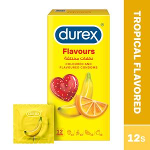 Durex Flavour Condom 12pcs