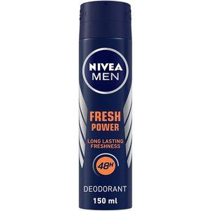 Nivea Men Deodorant Fresh Power 150ml