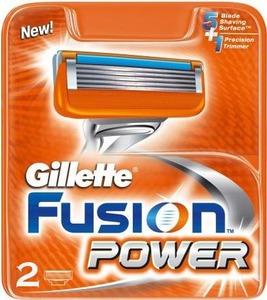 Gillette Fusion Power Cartridge 2pc