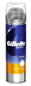 Gillette Series Shaving Foam Cool Cleansing 250ml